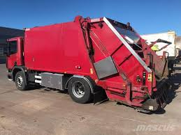 Used Scania -p94db Garbage Trucks / Recycling Trucks Year: 2002 ...