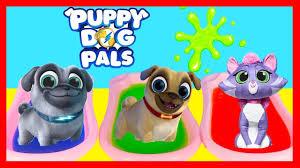 Disney Jr Bathroom Sets by Disney Jr Puppy Dog Pals Bath Toys Lol Surprise Dolls My Little
