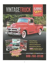 Photo: CTM2017-07(1)-021 | Classic Truck Modeler 04 Album ... Pickup Trucks Jobs Authentic 1951 Ford F 1 Truck Custom Pin By Janet L Zuber On Carz Vroommcars Bikes Motorcycle News Magazine Covers Classic Truckdomeus 1968 Chevy C10 1965 Grill Lmc Accsories And Lovely 1939 Diamond T 404 After Elegant By Bob On Pinterest New Perfect Rat Rods Ornament Cars Ideas Boiqinfo 1940s Usa Intertional Advert Stock Photo 85341009 Cheap Find Deals Trucks Magazine