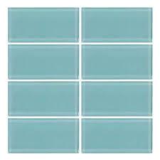 3x6 glass tile tile the home depot