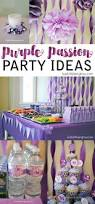 Pink White And Gold Birthday Decorations by Best 25 Purple Birthday Decorations Ideas On Pinterest Purple