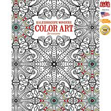 Coloring Book Books Adults Stress Relieving Patterns Art For Everyone