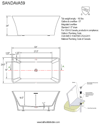 Tub Overflow Gasket Diagram by Sandava59 59
