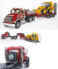Contemporary Manufacture 152934: Bruder Mack Granite Low Loader ... Amazoncom Bruder Mack Granite Halfpipe Dump Truck Toys Games Toy Trucks For Kids Australia Galaxy Tipping Container Mack Images Man Tgs Cstruction Educational Planet Ebay Trains Vehicles 150 First Gear And Tagalong Trailer Bruder Matt Juliette 2823 Youtube Missing Bed