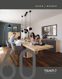 team7 katalog essen und wohnen 2020 by keser home company