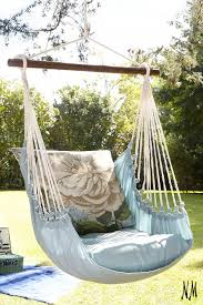 Embrace Weekends At Home In Full Leisure With A Floral Chair Swing Great For Adding To Any Patio Or Veranda