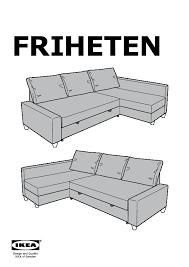 friheten sofa bed size okaycreations net