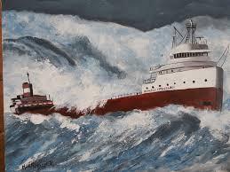Edmund Fitzgerald Sinking Cause by Sinking Ship Simulator Edmund Fitzgerald Sinks Ideas