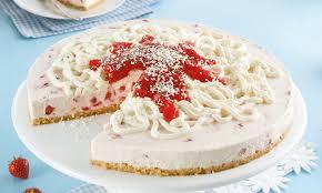 erdbeer spaghetti torte