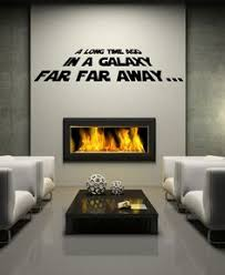 Star Wars Room Decor by For The Playroom Vinyl Wall Decal Nerdy So What