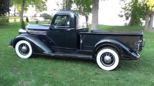 My 36 Dodge Pickup - YouTube