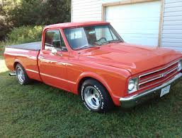 1967 Chevy 1/2 Ton Was My 1st Car/Truck | Auto/moto | Pinterest ... 1967 Chevy C10 Step Side Short Bed Pick Up Truck Pickup Truck Taken At The Retro Speed Shops 4t Flickr Harry W Lmc Life K20 4x4 Ousci Competitor Chris Smiths Custom Cab Rebuilt A 67 With 405hp Zz6 To Celebrate 100 Years Of Chevrolet Pressroom United States Images 6500 Shop Stepside Torq Thrust Iis Over The Top Customs Racing