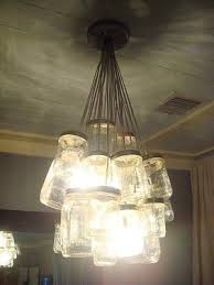 Picture Of How To Make A Chandelier Using Mason Jars