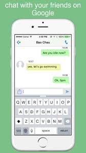 gt chat for Google Hangouts chat call gtalk appPicker