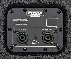 Mesa Boogie Cabinet Speakers by Mesa Boogie Ltd Traditional 8x10 Powerhouse 1200w 8x10 Bass