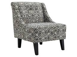 Kestrel Accent Chair With Gray/Cream Pattern Fabric By Ashley Furniture At  Household Furniture Accent Seating Tufted Chair Without Arms By Coaster At Sam Levitz Fniture Lilly Corinna Uttermost Living Room Luella Chenille Ut423 Walter E Smithe Design Rupert Rowen Grey Fabric Modern Chairs With For Bedroom Club Deco Teal Floral Upholstery Griffin Transitional Corinthian Great American Home Store Accent Chair Krista 532 Rolled Fusion Zaks 592 Sloping Track Midcentury Feet Wayside