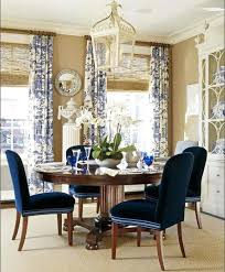 Best Dining Images On Dinner Parties Room And Blue Chairs Navy