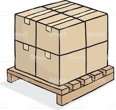 Box Clipart Pallet 8