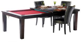 pool table dining table combos from ac cue rate billiards