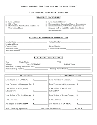 Simple Equipment Loan Agreement Template Repayment Form Monster