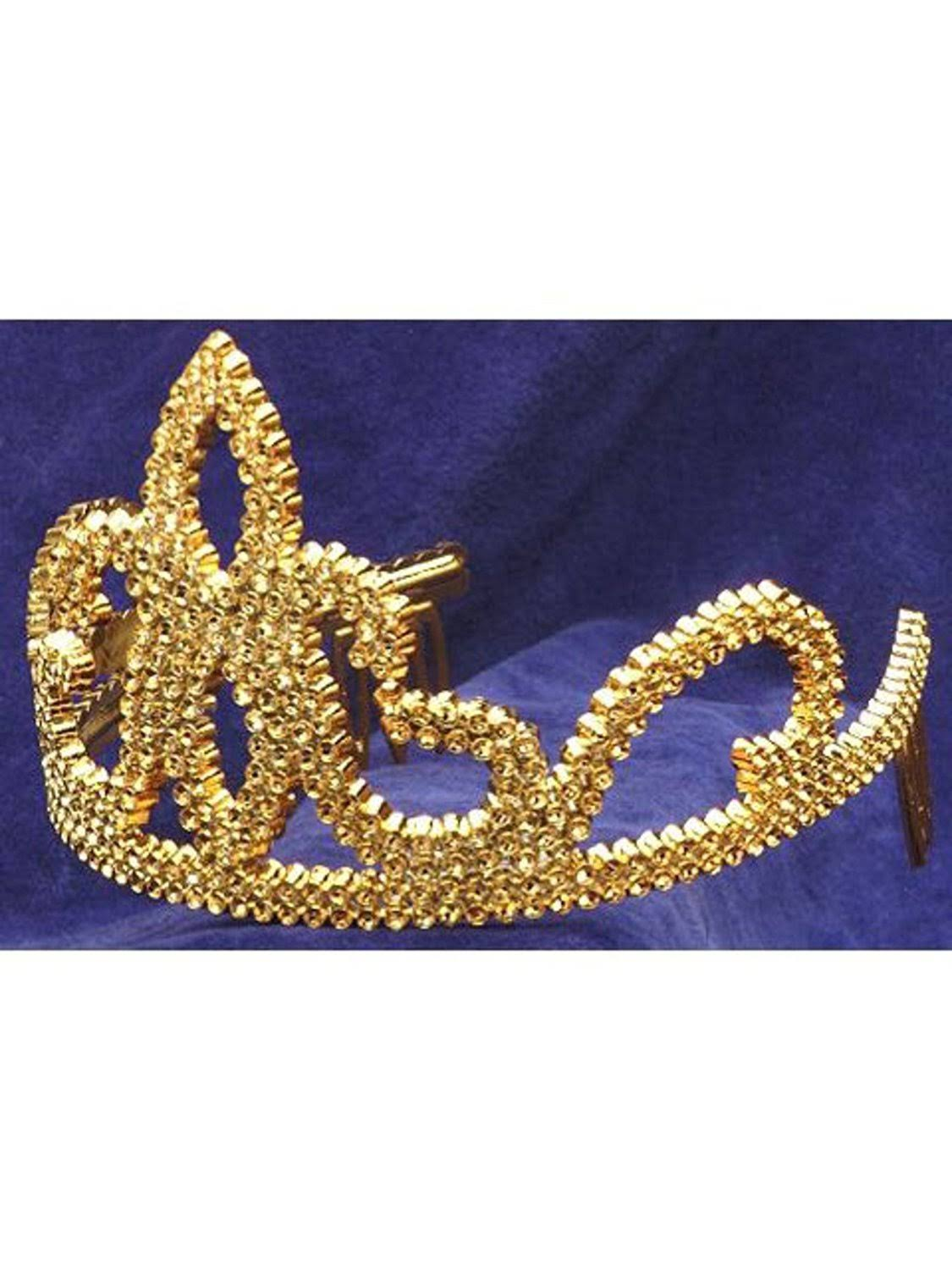 Forum Novelties Women's Tiara - Gold, Standard