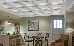 easy elegance ceilings by armstrong coffered ceiling tiles house