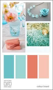 Pretty Color Combinations Pinkatie Malinowski On June Wedding
