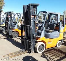 Toyota Forklift | Item FQ9317 | Thursday December 6 Nevada F... Toyota Forklifts Material Handling In Kansas City Mo Core Ic Pneumatic Toyotalift Of Los Angeles 6000 Lb 025fg30 Forklift New Engine Decisions What Capacity Do I Need Types Classifications Cerfications Western Materials 20758 8fgcu25 Propane Coronado Equipment Sales Mid Lift Northwest Seattle Portland The Parts Service California Inmates Refurbish 1971 Toyota Forklift Advantages Prolift Drum Positioner Liftow Dealer Truck Traing Tire Usa Inc Car Order