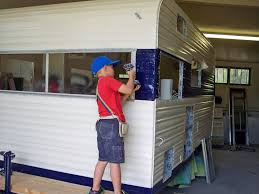 Fresh Travel Trailer Exterior Trim On A Budget Excellent In Home Ideas
