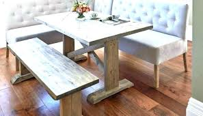 Nook Dining Table Set Booth Kitchen Bench Corner Sets Tables For D