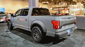 100 Ford Truck Concept 2018 F150 RTR Muscle SEMA 2017 Photo Gallery