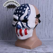 The Purge Halloween Mask by Online Shop The Purge 3 Mask Halloween Election Year American Flag