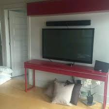 Ikea Besta Burs Desk by Find More The Ikea Besta Burs Desk And Wall Shelf For Sale At Up