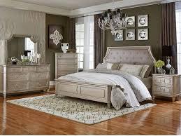 Pc Windsor Silver Queen Bedroom Set