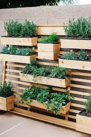 Instructions Garden Strawberry Pallet We Planted Marigold Flowers Up Top To U Free The Coastal Homestead S