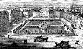 Soho Square Circa 1700