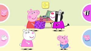 Peppa Pig With Stars Pumpkin Stencil by Peppa App U0027s Peppa Pig