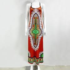 Fashion Bohemian Beach Floral Print Dress Women Summer Sleeveless