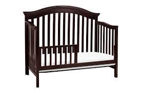 Graco Espresso Dresser Furniture by Sherwood 4 In 1 Convertible Crib Davinci Baby