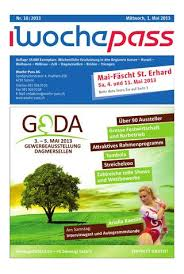 woche pass kw18 1 mai 2013 by woche pass ag issuu