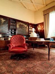 bureau classique fauteuil de bureau classique en cuir à roulettes résidentiel