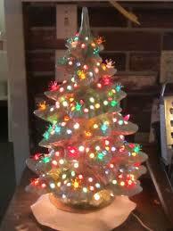 Vintage Atlantic Mold Ceramic Christmas Tree by 39 Best Ceramic Christmas Trees Images On Pinterest Bulbs