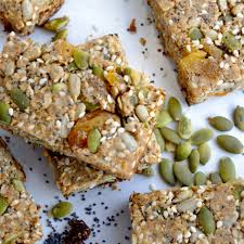 Go Raw Pumpkin Seed Bar by Sweet Salty Seed Bars U2026 And Time For A Road Trip