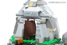 100 Small Lego House Review LEGO 75200 AhchTo Island Training Jays Brick Blog