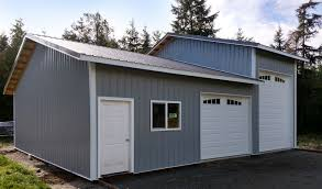 Garage RV Storage And Shop