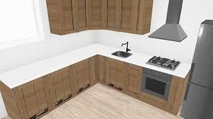line Kitchen Planner Plan your own kitchen in 3D