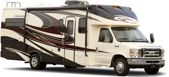 B Is The Newest Of Motorhome Classes