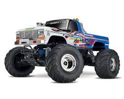 100 Bigfoot Monster Trucks Traxxas No 1 Special Edition RTR 110 2WD Truck