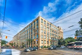 100 The Candy Factory Lofts Toronto At 993 Queen St W 2 Condos For Sale 1
