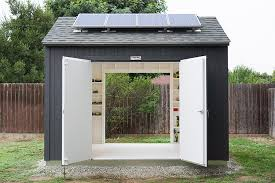 Tuff Shed Home Depot Display by A Prefabricated Tuff Shed Into A Solar Powered Workshop
